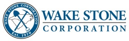 Wake Stone Full Logo
